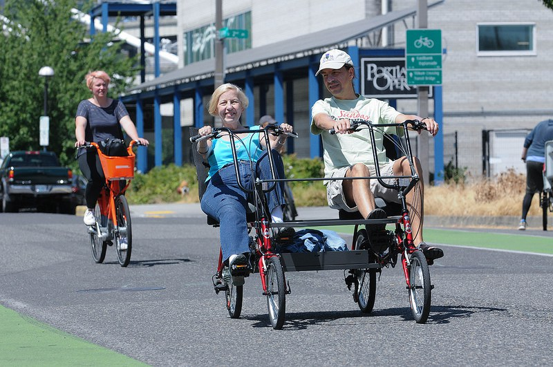 More Public Adaptive Bike Rentals Launching Throughout the Country!