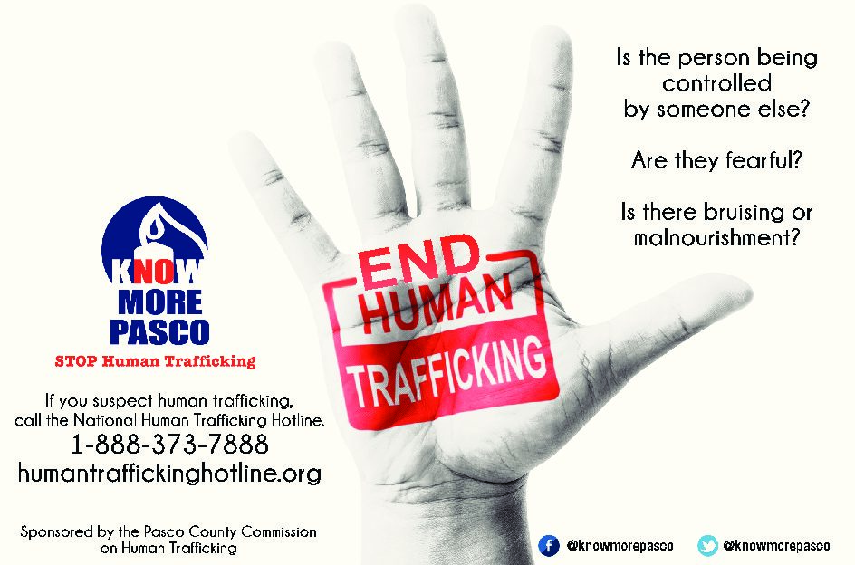 7/30 is World Day Against Trafficking in Persons