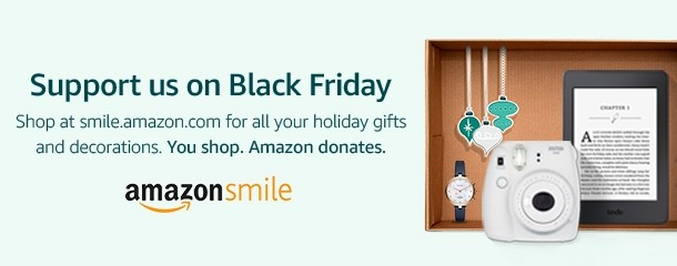 Please Support DAC When Shopping Amazon on Black Friday!