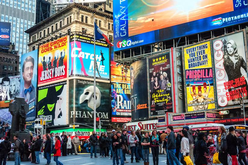 'Game-changing' new app allows the hearing-impaired to enjoy Broadway shows